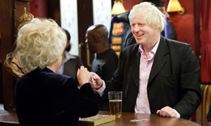 Peggy-Mitchell-Boris-Johnson