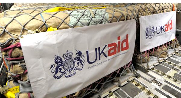 Department-for-International-Development-UK-aid-parcels