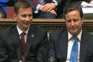 Jeremy-Hunt-David-Cameron