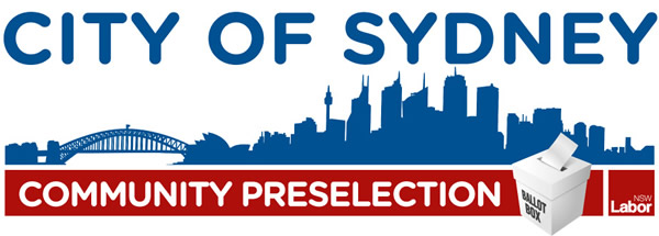 City-of-Sydney-Community-pre-selection-Have-Your-Say-banner-logo