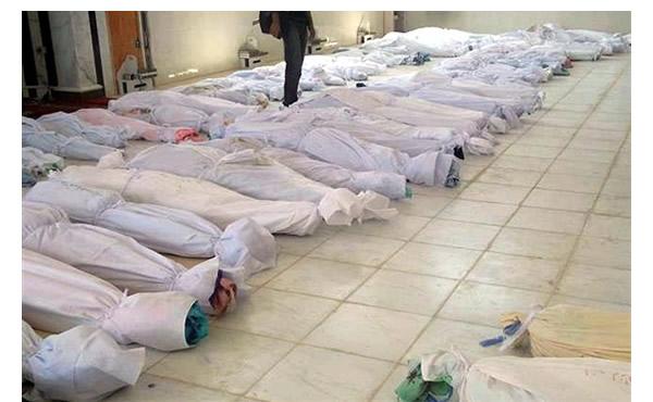 Syria-morgue