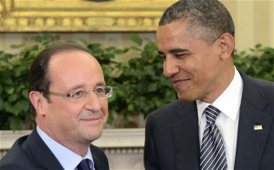 Francois-Hollande-Barack-Obama
